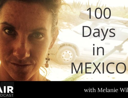 100 Days in Mexico with Melanie Williams