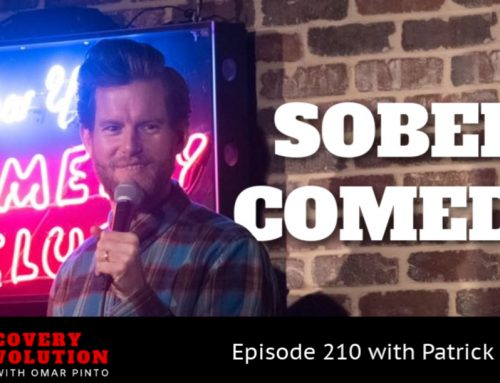 Sober Comedy with Patrick Holbert