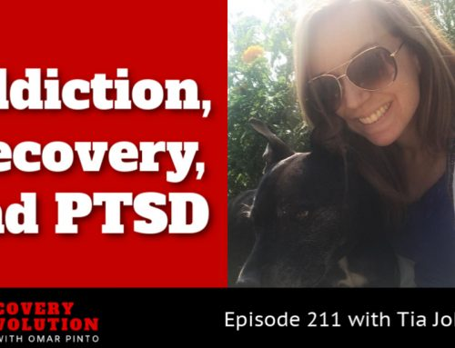 Addiction, Recovery, and PTSD with Tia Johnson