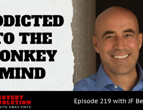 Addicted to the Monkey Mind with JF Benoist