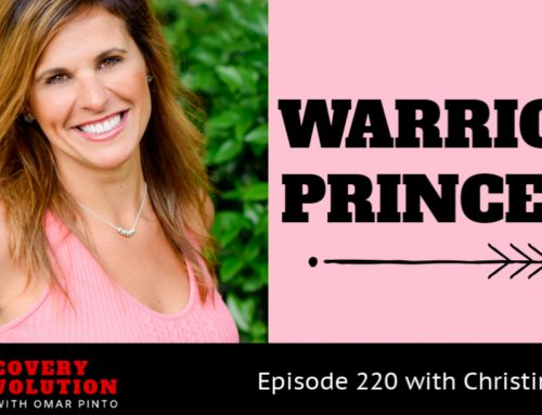 RR 220: Warrior Princess with Christine Line