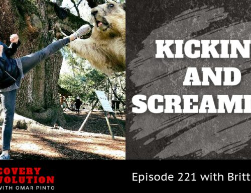 RR 221: Kicking and Screaming with Britt Taylor