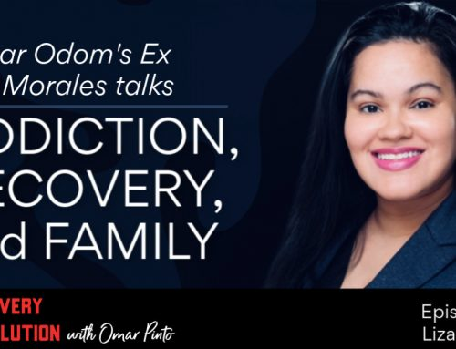 Lamar Odom's Ex Liza Morales talks Addiction, Recovery, and Family