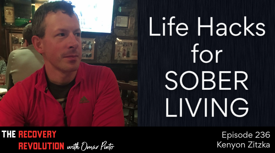 Life hacks for sober living