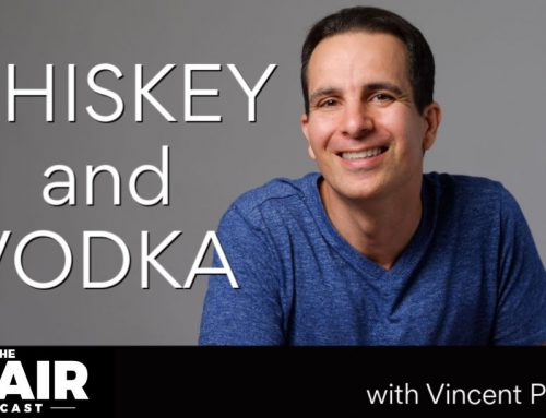 Whiskey and Vodka with Vincent Pugliese