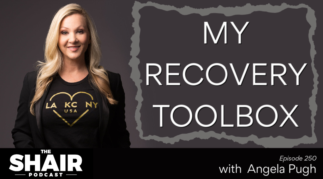 my recovery toolbox angela pugh