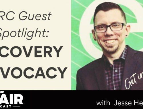 SRC Guest Spotlight—Recovery Advocacy with Jesse Heffernan