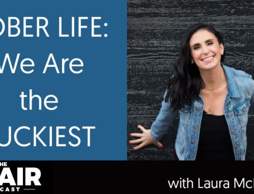 Sober Life – We Are The Luckiest with Laura McKowen
