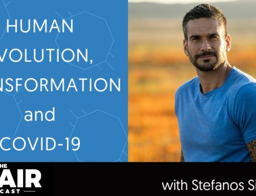 Human Evolution, Transformation and COVID-19 with Stefanos Sifandos