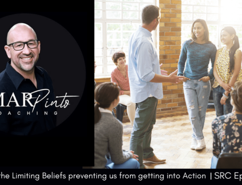 Removing the Blockages and Limiting Beliefs Preventing Us from Getting into Action