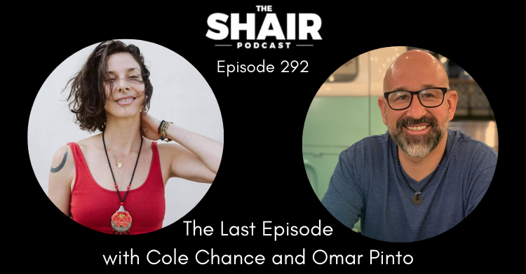 the last episode of the shair podcast