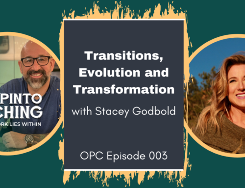 Transitions, Evolution and Transformation