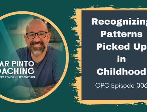 Recognizing Patterns Picked Up in Childhood