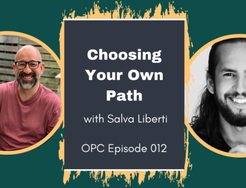 Choosing Your Own Path