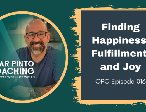 Finding Happiness, Fulfillment, and Joy