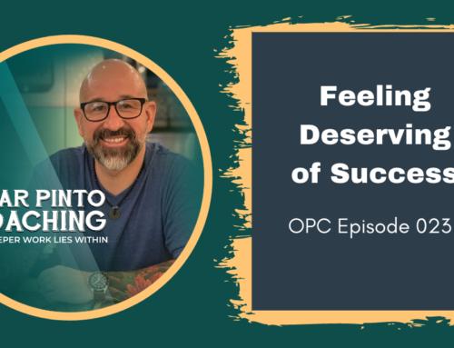 Feeling Deserving of Success