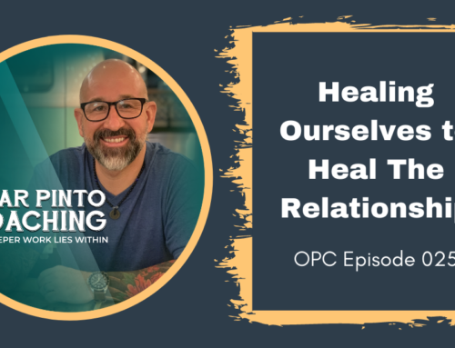 Healing Yourself to Heal the Relationship