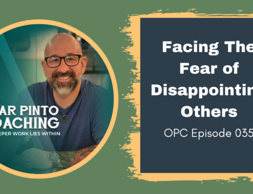 Facing The Fear of Disappointing Others
